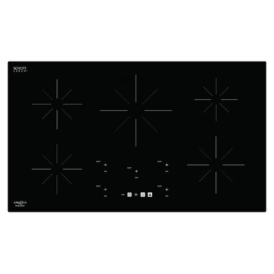 """Ancona Chef 36"""" Induction Cooktop with 5 Burners"""