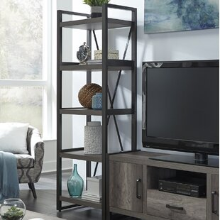 Ladwig Pier Etagere Bookcase by Union Rustic Today Only Sale