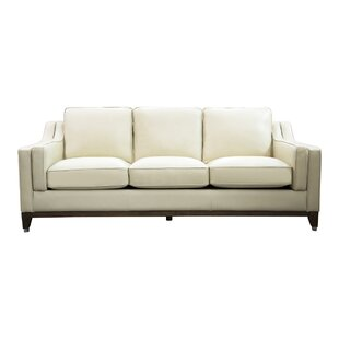 Cendejas Top Grain Leather Sofa
