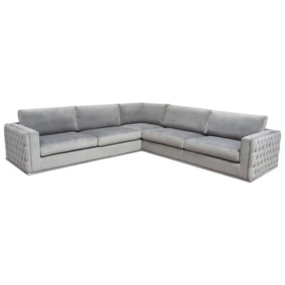 Diamond Sofa Envy Symmetrical Sectional