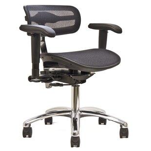 ErgoLab Virtu Low-Back Mesh Desk Chair