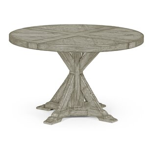 Circular Solid Wood Dining Table Jonathan Charles Fine Furniture
