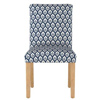 Ali Floral Upholstered Dining Chair by Bungalow Rose SKU:BE223131 Reviews