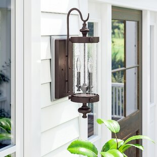 Blythewood 2-Light Outdoor Wall Lantern