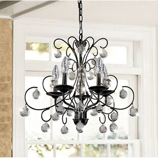 Mcmartin 5-Light Candle Style Chandelier