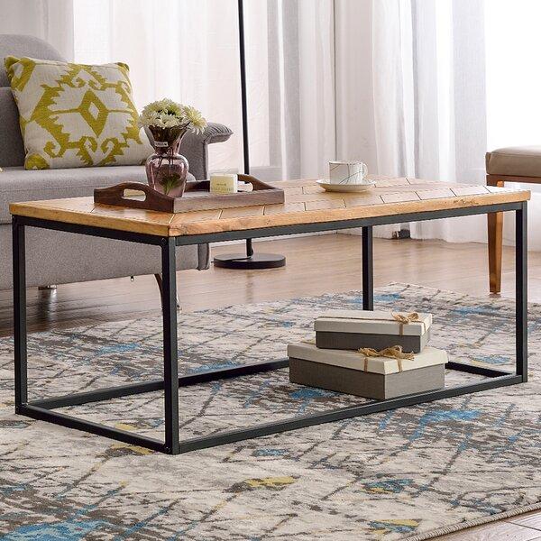 Loon Peak Aiyana Frame Coffee Table