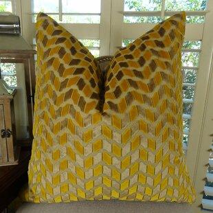 Stiles Luxury Velvet Double Sided Pillow