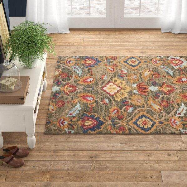 Green Area Rugs Birch Lane