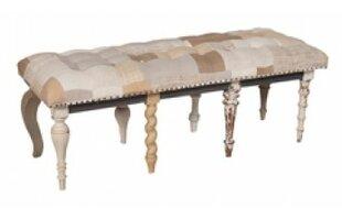 One Allium Way Vinalhaven Upholstered Bench