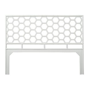 Honeycomb Open-Frame Headboard
