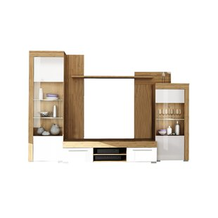 Fair Entertainment Unit For TVs Up To 65
