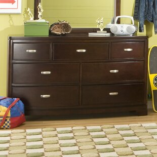 Price Check Jami 7 Drawer Dresser by Harriet Bee Reviews (2019) & Buyer's Guide