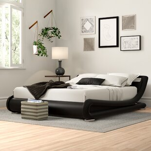 Kyara Upholstered Bed Frame By Zipcode Design