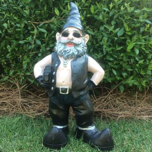Nowaday Gnomes Born-to-Ride