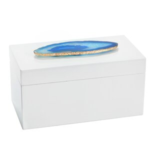 Where buy  Agate Lacquered Jewelry Box By Sara Reynolds Jewelry