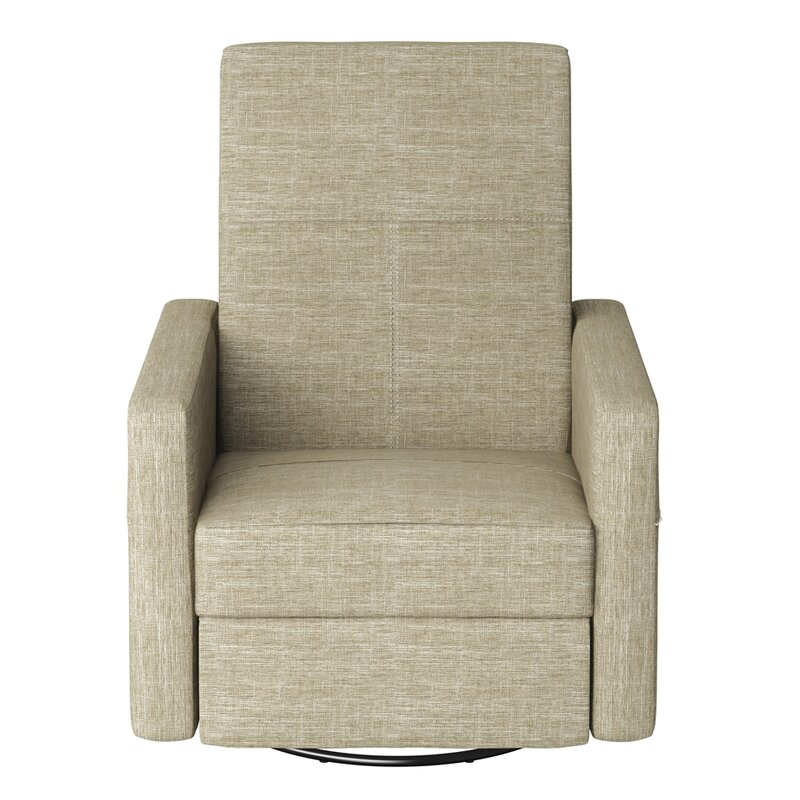 Minho Upholstered Reclining Glider  sc 1 st  AllModern & Modern Recliners - Find the Perfect Recliner Chair | AllModern islam-shia.org