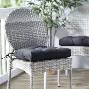Elegant Hoban Indoor/Outdoor Dining Chair Cushion (Set Of 2)