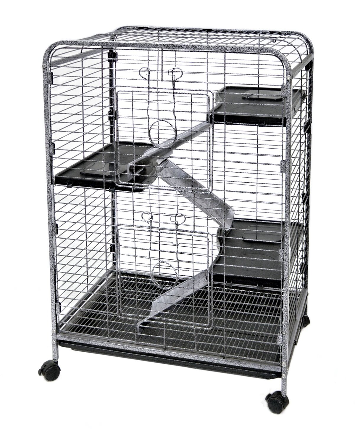 Ware Manufacturing Home Sweet Home 4-Level Small Animal Cage ...