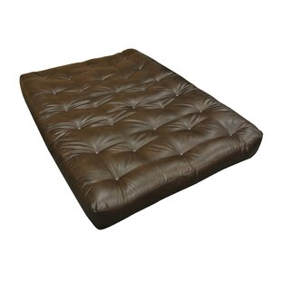8 Cotton Cot Size Futon Mattress