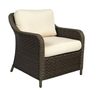 Salona Armchair With Cushions by Woodard Wonderful