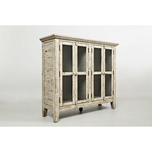 Birchwood 4 Door Accent Cabinet by August Grove