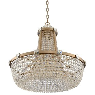 Impero 11-Light Empire Chandelier by Allegri by Kalco Lighting