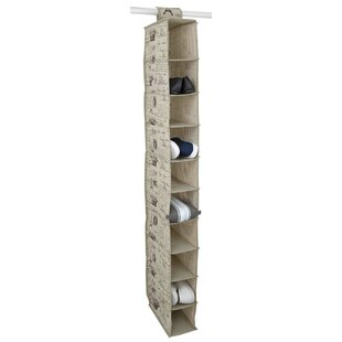Buying Paris 10 Compartment Hanging Organizer By Home Basics