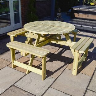 Whitwell Picnic Table Image