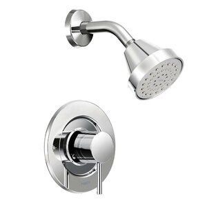 Align Posi-Temp Shower Faucet Trim with Lever Handle
