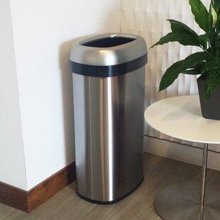 Dual-Deodorizer 13 Gallon Trash Can