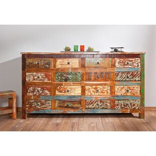 Krug 16 Drawer Chest By Bloomsbury Market
