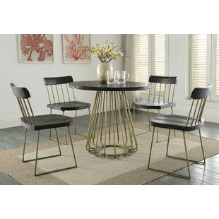 Goncalvo 5 Piece Dining Set Willa Arlo Interiors