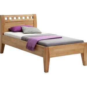 Massivholzbett Comfort 500, 90 × 200 cm von MS ..
