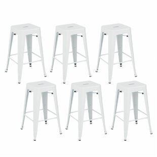 Camas 26'' Bar Stool (Set of 6) Trent Austin Design