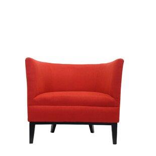 Latitude Run Stellan Barrel Chair
