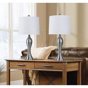 Trend Treyvon 29 Table Lamp (Set of 2) By Winston Porter
