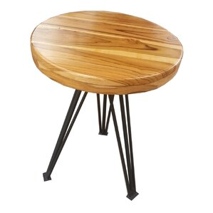 Astral End Table by Nicahome LLC