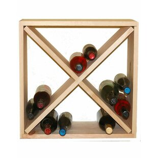 24 Bottle Floor Wine Rack by Wineracks.com