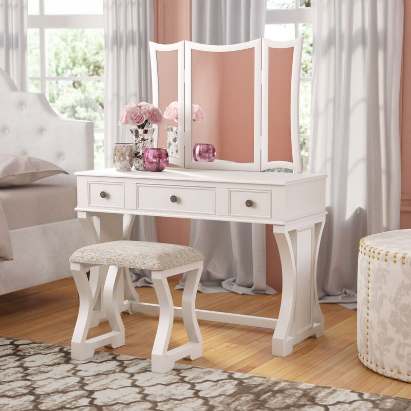 Teen Vanity Set | Wayfair