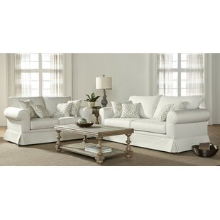 Charlton Home Alverta Configurable Living Room Set