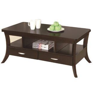 Navasota Contemporary Coffee Table