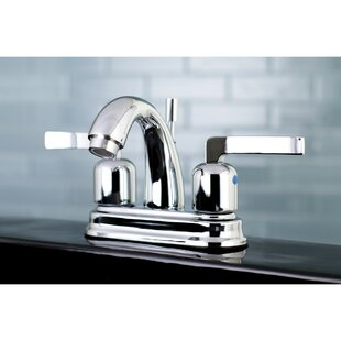 Kingston Brass Centurion Centerset Faucet with Drain Assembly
