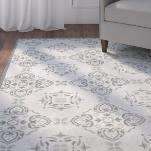 Herefordshire Light Grey/Anthracite Indoor/Outdoor Synthetic Rug