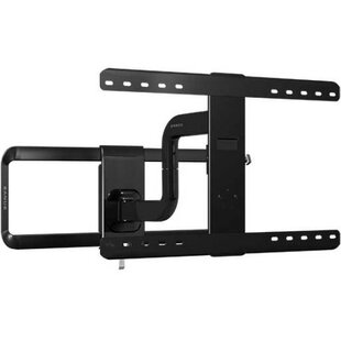 Premium Full-Motion Swivel/Extending/Tilt Arm Wall Mount for 51-70 Flat Panel Screens Sanus