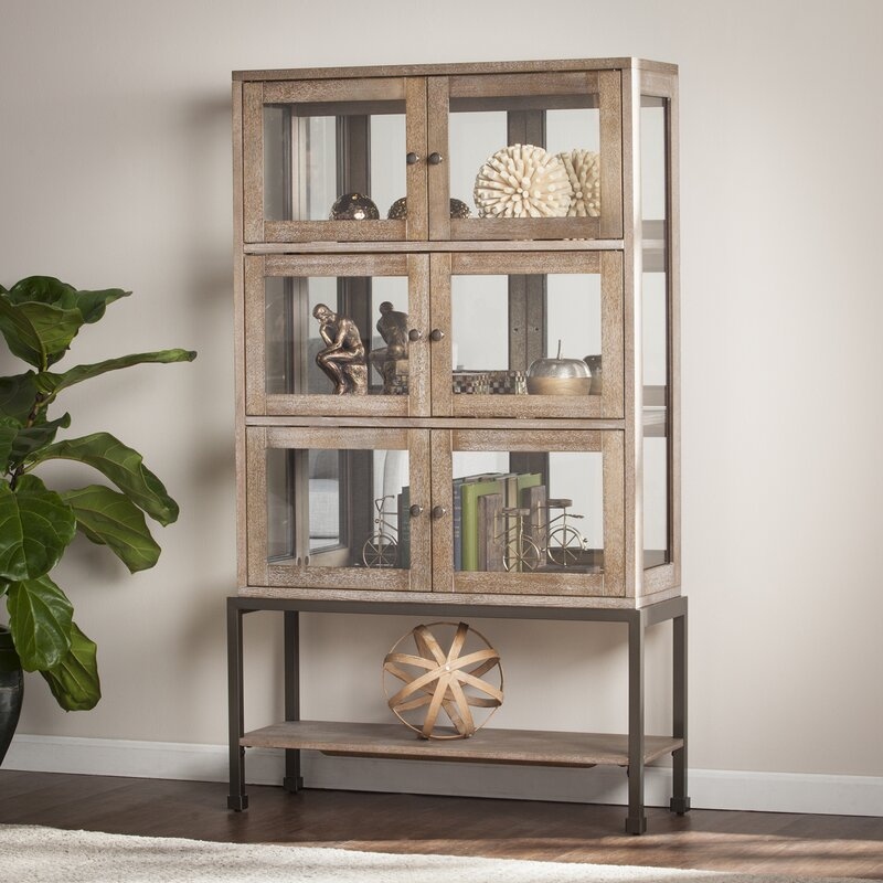 Lovely Bookcases With Doors Youu0027ll Love | Wayfair
