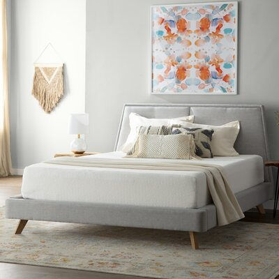 Wayfair Sleep Wayfair Sleep Memory Foam Mattress Mattress Size: Full