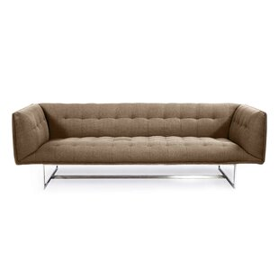 Shaner Mid Century Modern Chesterfield Sofa by Orren Ellis