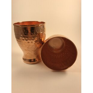 Polzin 18 oz. Copper Moscow Mule Mug (Set of 2)