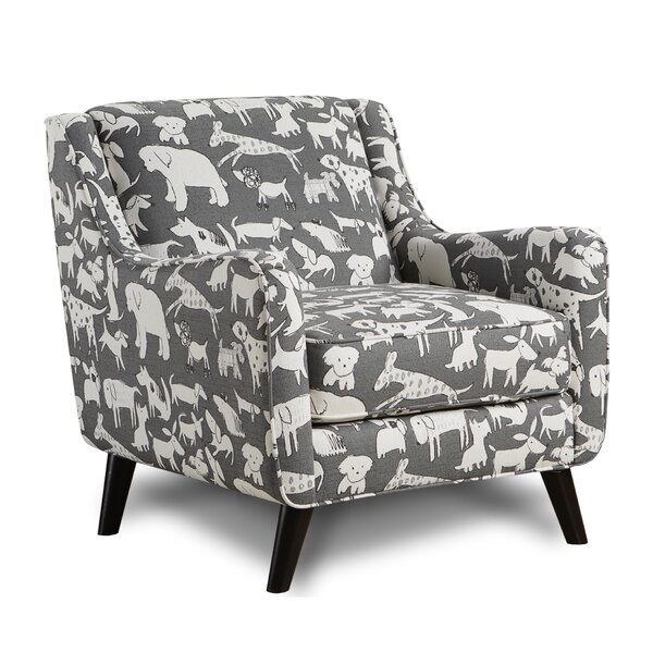 Pleasing Journey Graphite Accent Chair Wayfair Bralicious Painted Fabric Chair Ideas Braliciousco