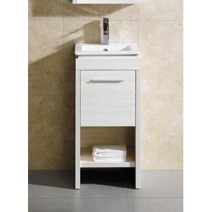 Kaleb 16 inch  Single Bathroom Vanity Set